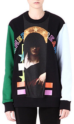 Givenchy American Dream and Madonna sweatshirt