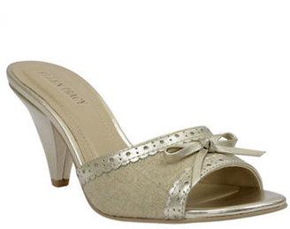 Ellen Tracy Hadlie Slip-On High-Heel Sandals