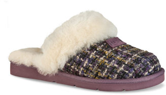 UGG Cozy Tweed Knit Slippers