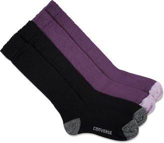 Converse Slouchy Knee-Hi Socks- 2pk