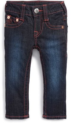 Infant Girl's True Religion Brand Jeans 'Stella' Skinny Jeans $49 thestylecure.com