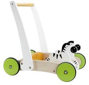 Hape Push & Pull Zebra Walker