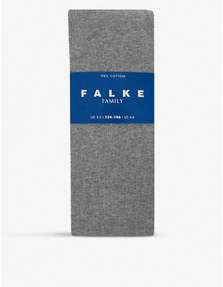 Falke Babys Off White Classic Tights, Size: 110-116