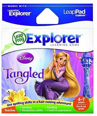 Leapfrog Leapster Explorer Learning Game - Tangled