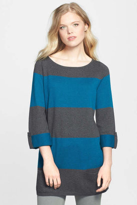 Caslon Knit Tunic Sweater $69 thestylecure.com