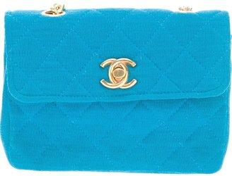 Chanel quilted mini shoulder bag