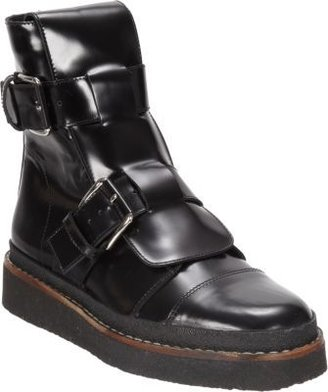 Marni Removable Placket Ankle Boot