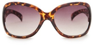 MANGO TOUCH - Squared-frame strass sunglasses