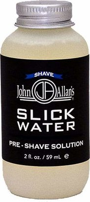 John Allan's Men's Slick Water, Pre-Shave Solution