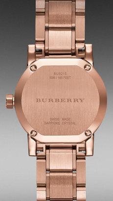 Burberry The City BU9215 26mm Diamond Indexes