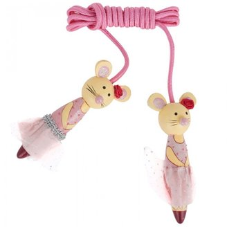 Lucy Locket Ballet Mouse Skipping Rope