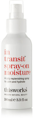This Works - In Transit Spray On Moisture, 100ml - one size $33 thestylecure.com