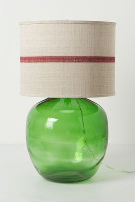 Anthropologie Found Decanter Lamp