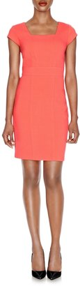The Limited Square Neck Sheath Dress