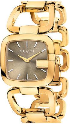 Gucci 'G-Gucci' Bracelet Watch, 32mm