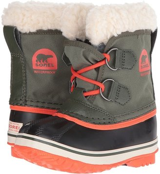 SOREL Kids Yoot PacTM Nylon (Toddler/Little Kid) $74.95 thestylecure.com