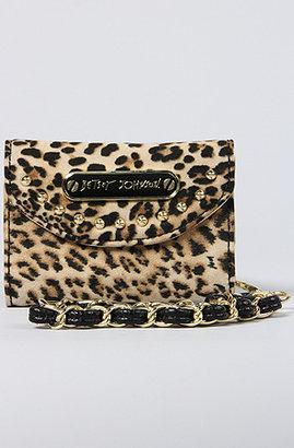 Betsey Johnson The Cheetah Mix Up PDA Case