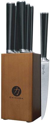 Ginsu Chikara Signature Series 9-pc. Steak Knife Set