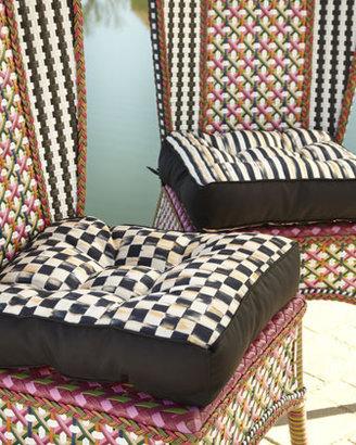 Mackenzie Childs MacKenzie-Childs Reversible Chair Cushion