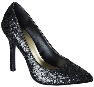 Mossimo Women's Viveca Blingy Heel - Black