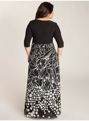 IGIGI Janet Plus Size Maxi Dress