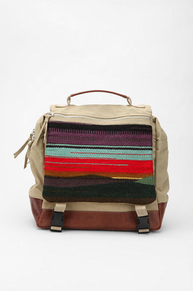 Urban Outfitters Ecote Baja Blanket Backpack