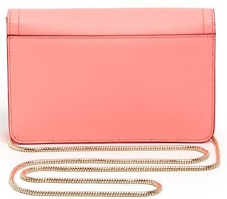 Milly 'Colby - Mini' Leather Crossbody Bag