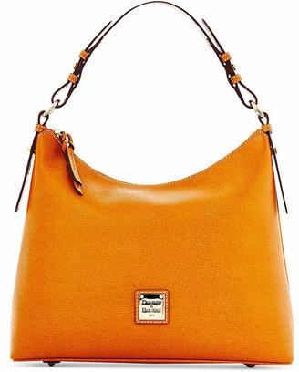 Dooney & Bourke Saffiano Leather Hobo