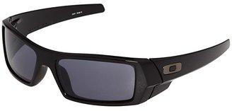 Oakley GasCan(r) (Polished Black/Grey) Sport Sunglasses
