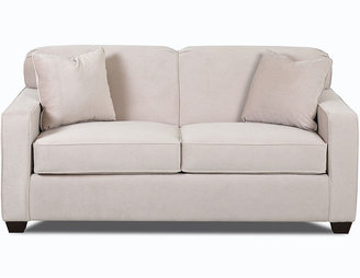 Asstd National Brand Sleeper Possibilities Roll Arm Loveseat