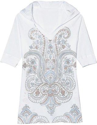 Aventura Clothing Novack Hooded Shirt - Elbow Sleeve (For Women)