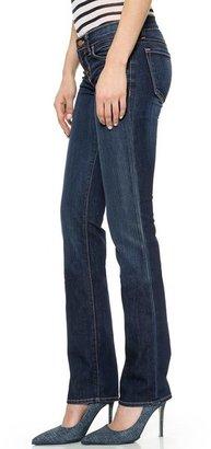 "J Brand Lightweight 14"" Cigarette Leg Jeans"