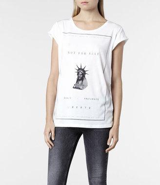 AllSaints Guise Boyfriend T-shirt