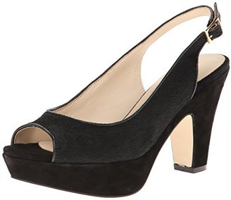 Sacha Women's Elga Sandal Slingback Sandal