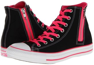 Converse Chuck Taylor® All Star® Side Zip Hi