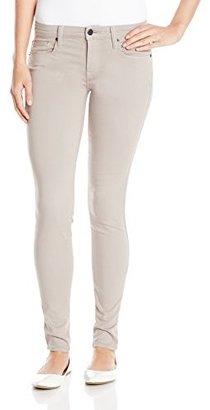Genetic Los Angeles Genetic Women's Stem Mid-Rise Skinny Jean in Earth