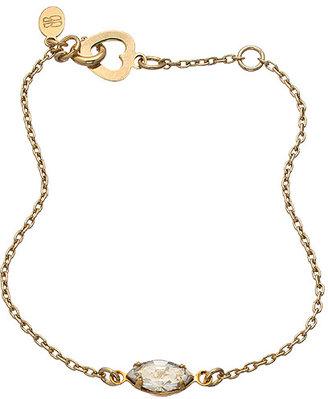 Bing Bang Crystal Marquis Chain Bracelet