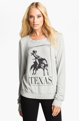 Wildfox Couture 'Rodeo Rider' Sweatshirt