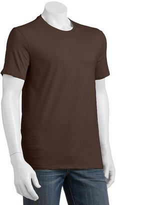 Apt. 9 solid deluxe ribbed layering tee
