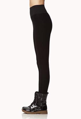 Forever 21 High-Waisted Leggings