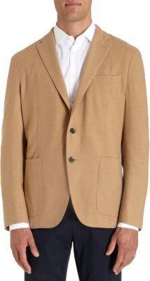 Boglioli Herringbone Sportcoat