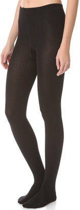 Plush Fleece Lined Tights $35 thestylecure.com