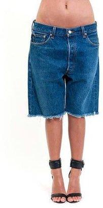 Levi's The Boycut Shorts