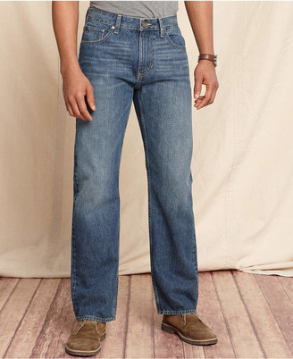 Tommy Hilfiger Men's Core Jeans, Varsity Freedom Relaxed Fit Jeans $59.50 thestylecure.com