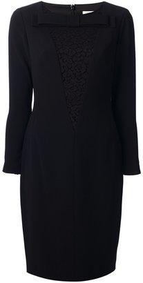 Paule Ka long sleeve dress