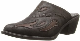 Roper Women's Lace and Underlay Western Boot