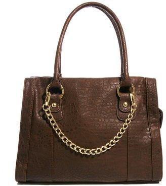 Pieces Eline Chain Strap Detail Shoulder Bag