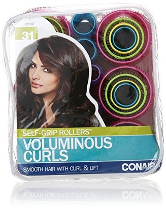Conair Self-Grip Rollers, Assorted, 31 Count $21.98 thestylecure.com