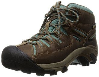 KEEN Women's Targhee II Mid WP Hiking Boot $135 thestylecure.com