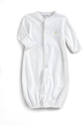Kissy Kissy Infant's Converter Gown with Yellow Duck